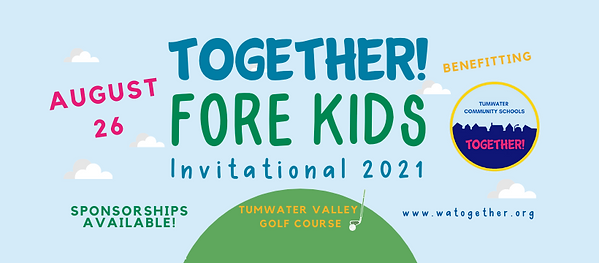 TOGETHER! FORE KIDS Invitational Golf Tournament