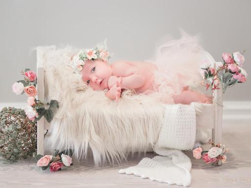 Baby Girl-Royal Bilde av Elisa Bates web