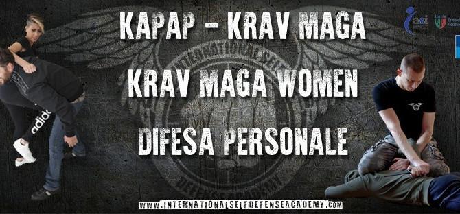 Programma formativo di Kapap - Krav Magà