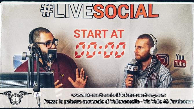 Intervista a Live Social - Radio Canale Italia al Vicepresidente della ISDA