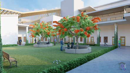 Health Facility, Ocho Rios, Jamaica