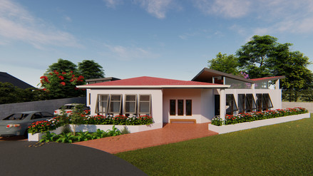 Residential Home, Arima, Port of Spain