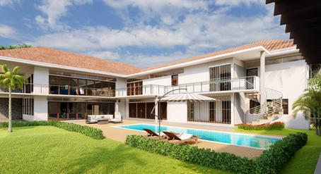 Residential House, Tobago