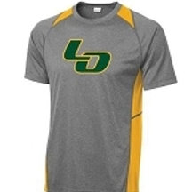 Gold Contender Athletic Tee
