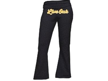Black Womens Yoga Pants