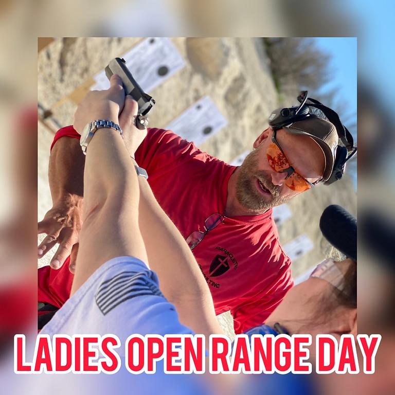Ladies Open Range Day