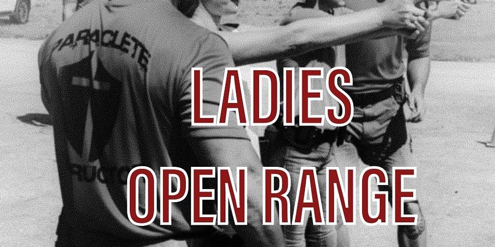 Ladies Pistol Open Range Day - October