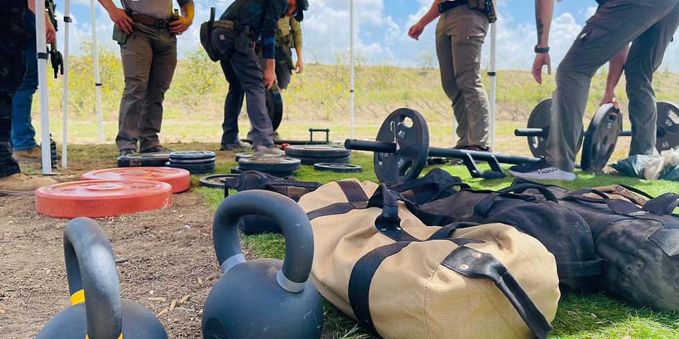 Open Range Day (#REDZONE TRAINING)