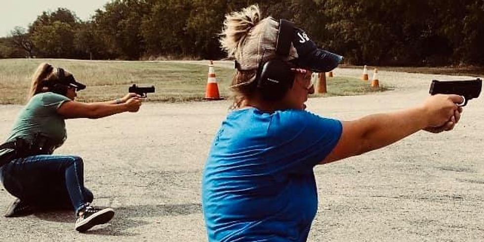 Ladies Pistol Open Range Day