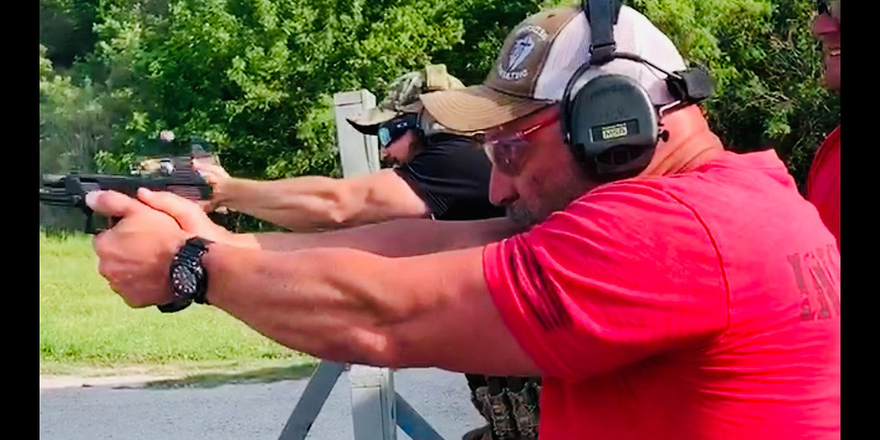 8 Hour Defensive Pistol Level I