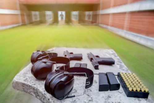 8 Hour Intermediate Pistol Class