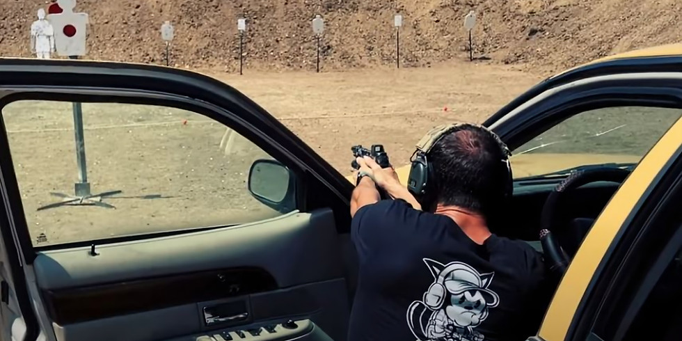 Defensive Pistol Course