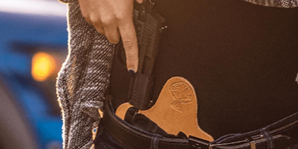 Ladies Real Estate Agent Private Pistol Course