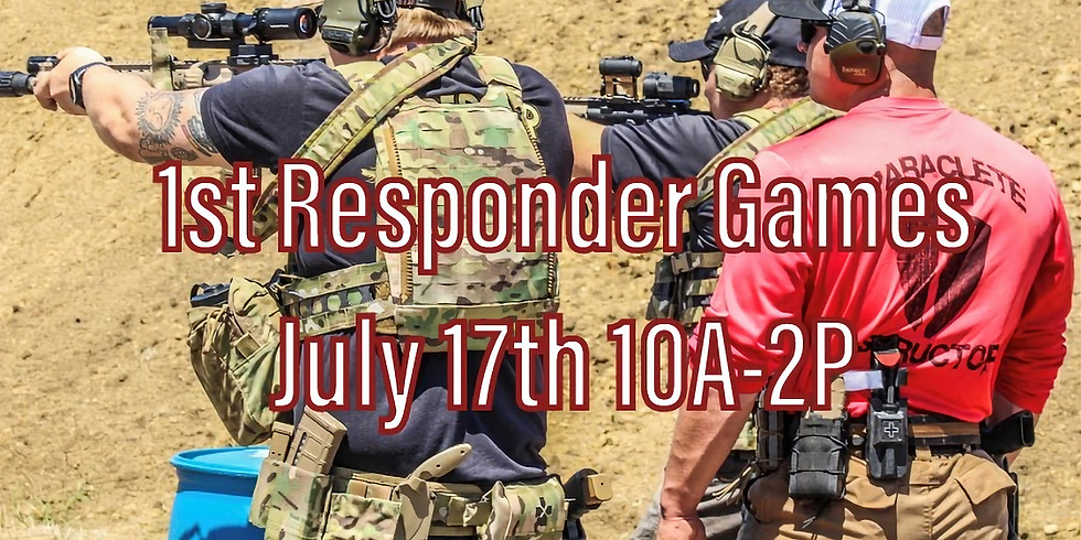 1st Responder Games