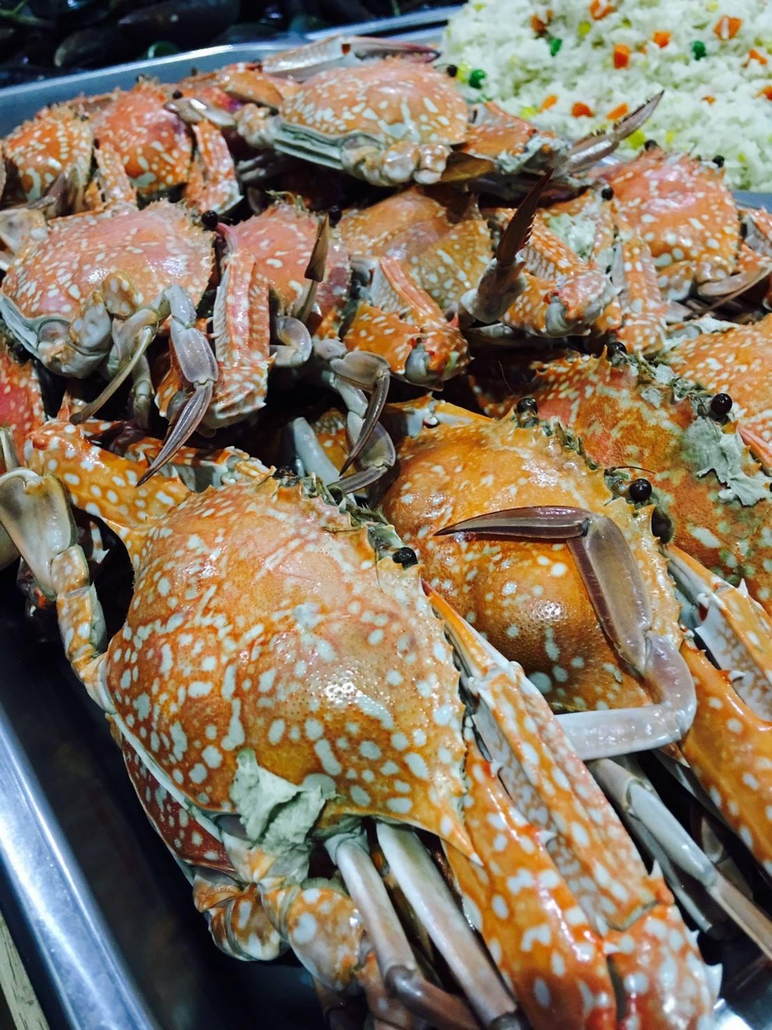 Freshest seafood