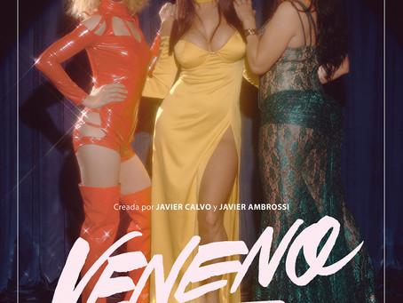 La Veneno: La serie de Atresmedia que se rueda en los platós de INFINIA
