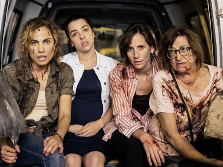 """La serie """"Señoras del (h)Ampa"""" se graba en el plató 10 de INFINIA"""
