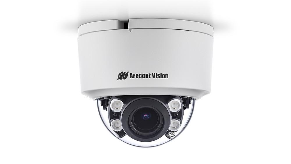 Arecont Vision ra mắt 2 camera megapixel IP Contera Indoor Dome mới.