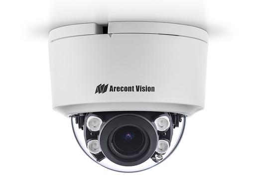 Arecont Vision ra mắt 2 camera megapixel IP Contera Indoor Dome mới