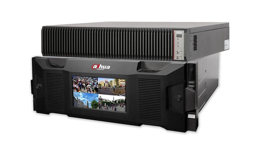 IVSS: Đầu ghi camera IP tích hợp trí tuệ nhân tạo đầu tiên của Dahua.