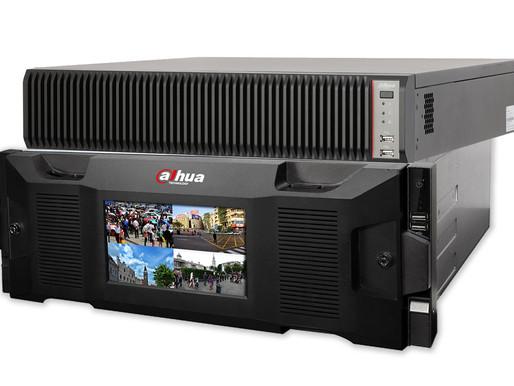 IVSS: Đầu ghi camera IP tích hợp trí tuệ nhân tạo đầu tiên của Dahua