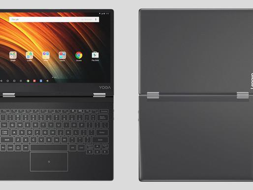 Lenovo giới thiệu máy tính bảng Yoga A12 giá 299 USD