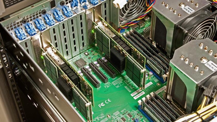 Tìm hiểu về giao tiếp PCIe và lợi ích của nó đối với lưu trữ thể rắn.