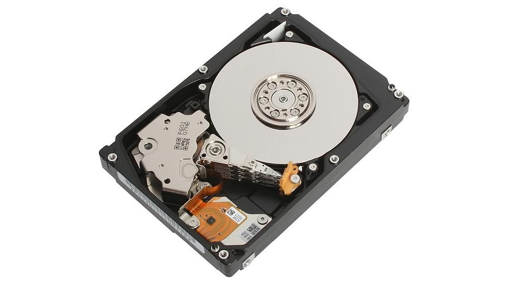 """Ổ cứng Toshiba 2.5"""" 15K SAS 12G dung lượng lên đến 900GB cho máy chủ."""