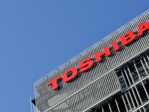 Toshiba ký thỏa thuận bán mảng chip cho nhóm Bain với giá 17,7 tỷ USD