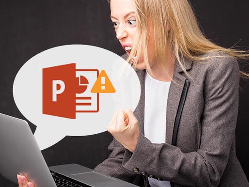 Cách cứu dữ liệu PowerPoint do vô tình xóa nhầm hoặc chưa kịp lưu