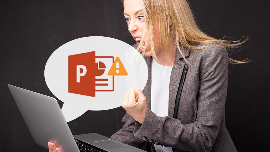 Cách cứu dữ liệu PowerPoint do vô tình xóa nhầm hoặc chưa kịp lưu.