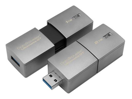 """Kingston ra mắt USB dung lượng """"khủng"""" 2TB"""