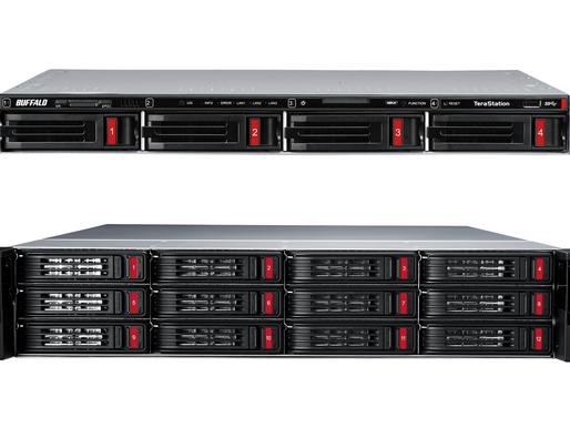 Buffalo mở rộng dòng máy chủ NAS dạng rack TeraStation 5010 với dung lượng lên đến 144TB
