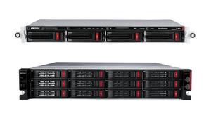 Buffalo mở rộng dòng máy chủ NAS dạng rack TeraStation 5010 với dung lượng lên đến 144TB.