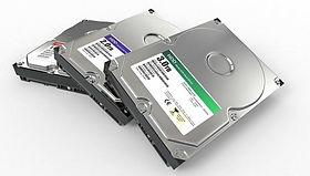 Ổ cứng (HDD), ổ đĩa thể rắn (SSD)