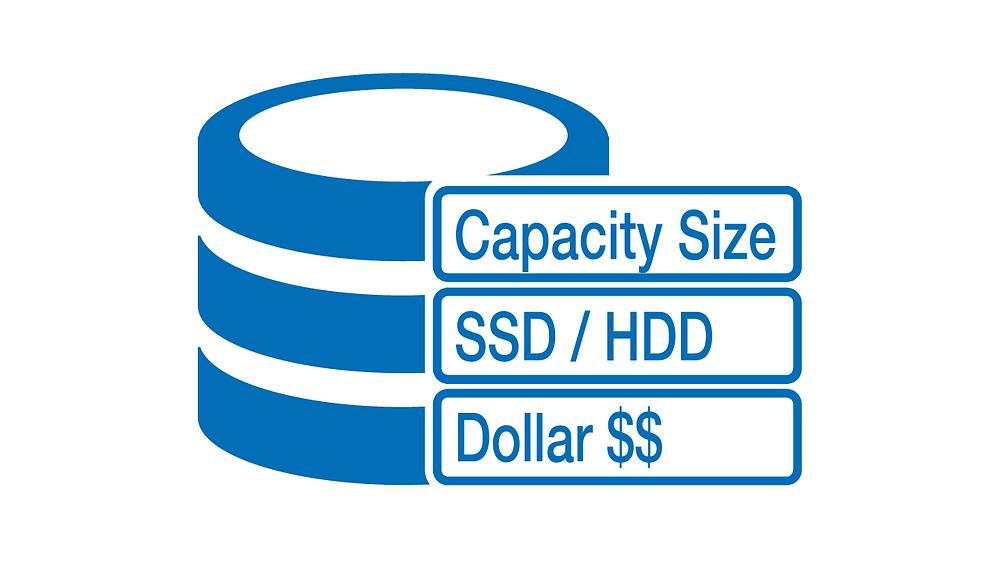 RocketStor 6314B có phương thức lưu trữ dạng khay-mở, cho phép người dùng tự do lựa chọn ổ đĩa SAS hoặc SATA từ tất cả các hãng ổ đĩa chính hãng như HGST, Seagate, Toshiba và WD.