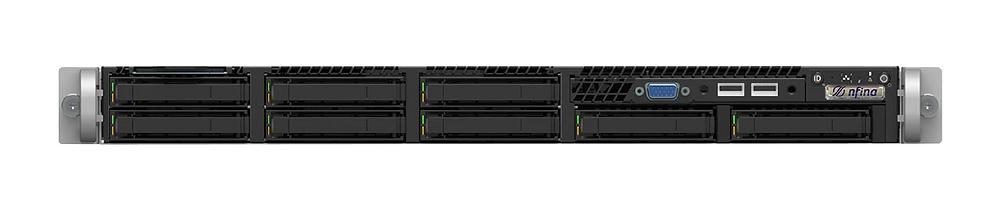 Máy chủ 2 socket dạng rack 1U Nfina 5208R-i20.