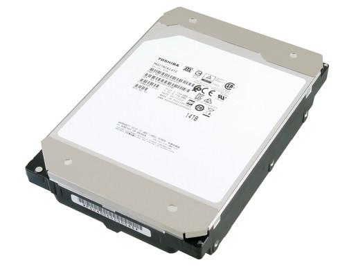 HDD Toshiba MG07ACA 14TB được dùng trong máy chủ lưu trữ Supermicro