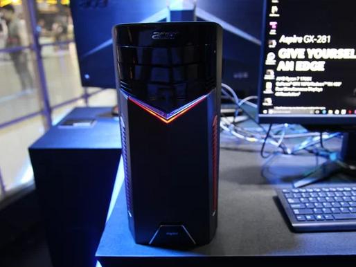 Computex 2017: Acer ra mắt máy tính để bàn Aspire chạy CPU AMD Ryzen