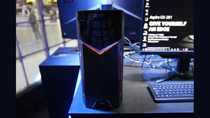 Computex 2017: Acer ra mắt máy tính để bàn Aspire chạy bộ xử lý AMD Ryzen.