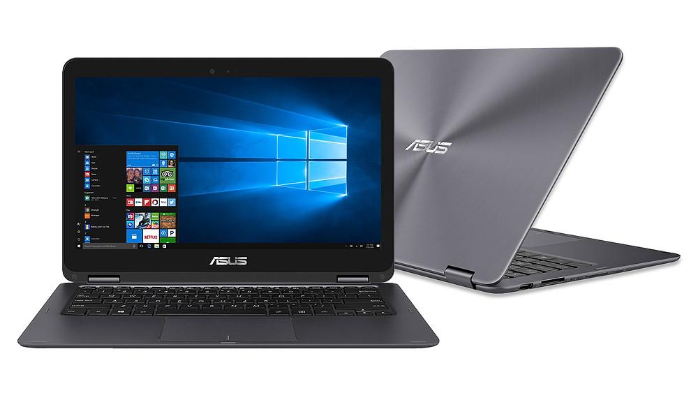Máy tính 2 trong 1 ASUS ZenBook Flip UX360CA giảm giá chưa từng có.