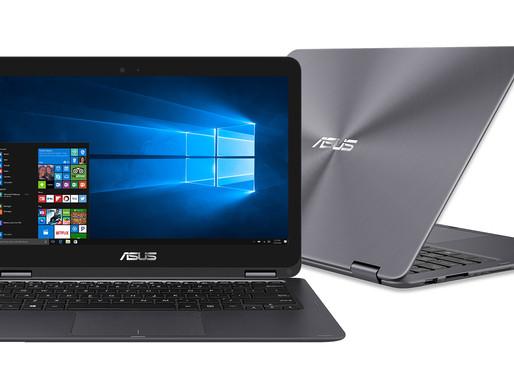 Máy tính 2 trong 1 ASUS ZenBook Flip UX360CA giảm giá chưa từng có