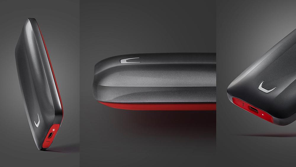 Samsung X5: SSD Thunderbolt 3 di động tốc độ cực nhanh.