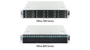 Dòng máy chủ Nfina 700 và 800 đạt chứng nhận Windows Server 2012 R2.