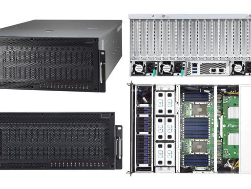 TYAN giới thiệu nền tảng máy chủ lưu trữ và tính toán hiệu năng cao