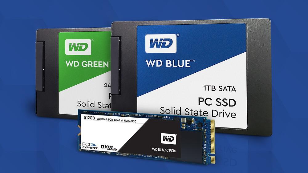 Western Digital nhân đôi mật độ chip nhớ NAND 3D.