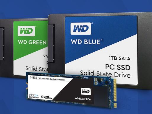 Western Digital nhân đôi mật độ chip nhớ NAND 3D