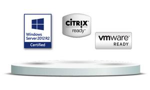 TS-x53BU là một hệ thống lưu trữ iSCSI/IP-SAN, hỗ trợ VMware và Citrix, tương thích với Microsoft Hyper-V và Windows Server 2012 R2, đáp ứng nhu cầu triển khai và quản lý linh hoạt trong các môi trường ảo hóa.