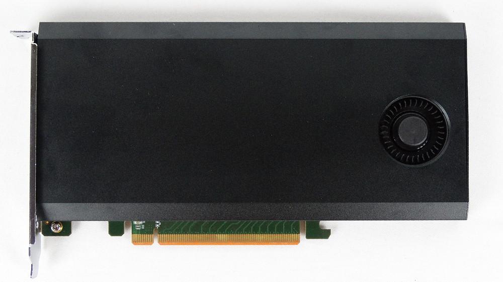 Thử nghiệm ổ đĩa tăng tốc HighPoint SSD7101B: 4TB SSD ở chế độ RAID 0.