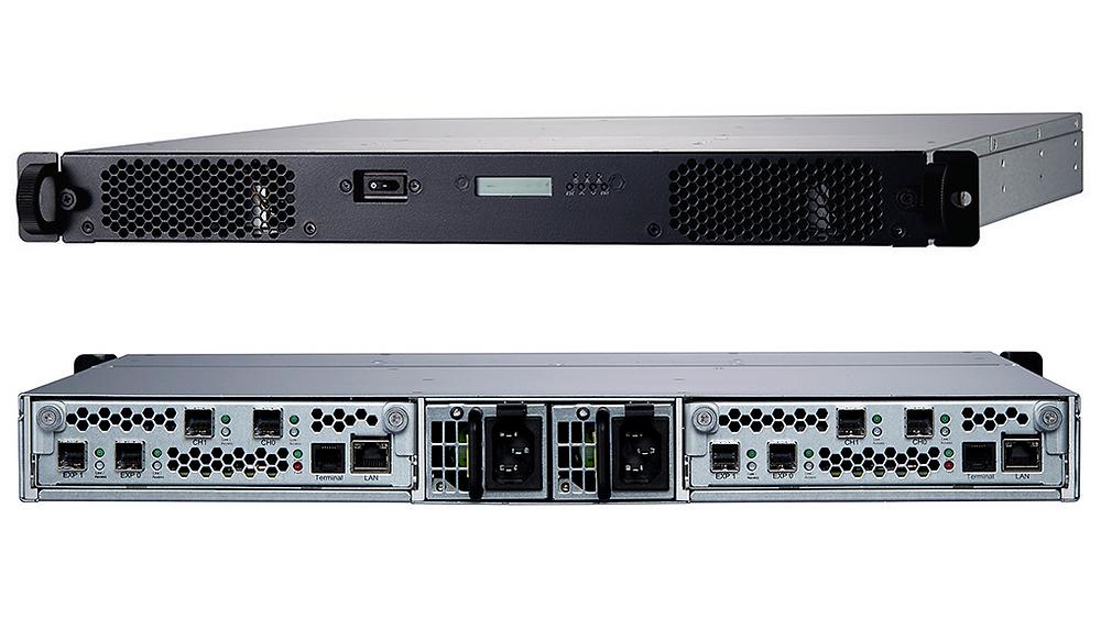 Areca xuất xưởng hệ thống đầu RAID 1U chuẩn SAS 12 Gb/s ARC-9200.
